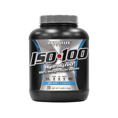 ISO 100 3lb