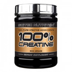 scitec nutrition 100% Creatine Pure 500Gr