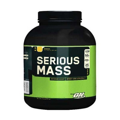 Optimun Nutrition - Serious Mass 2.7kg