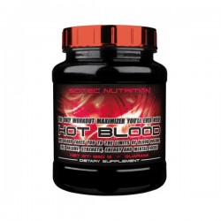 scited nutrition HOT BLOOD 820GR