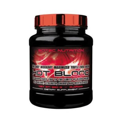 scited nutrition HOT BLOOD 820GR