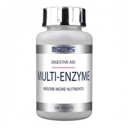 Multi-Enzyme 100 tablets