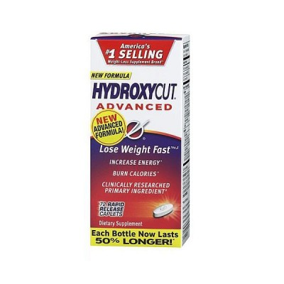Hydroxycut Advanced 60caps