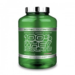 100% Whey Isolate 2000gr
