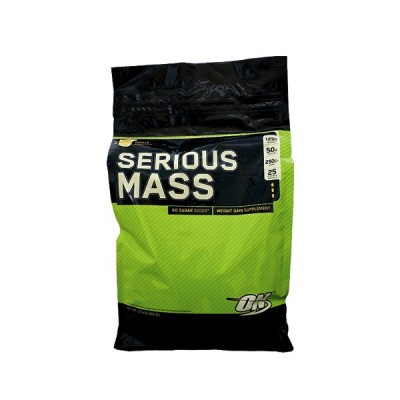 Serious Mass 5.4kg