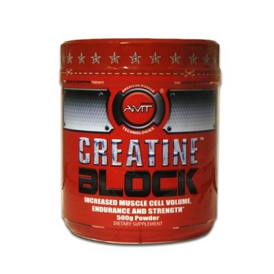 Creatine Block 500 gr
