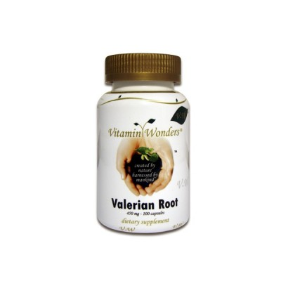 Valerian Root 100 caps