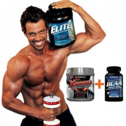 Pack2 Calida Muscular Dymatize