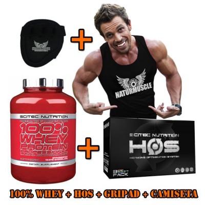 Pack 2.0 de Calidad y Masa Muscular