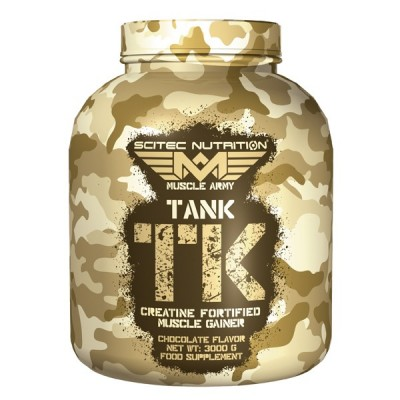 Muscle Army Tank 3000GR